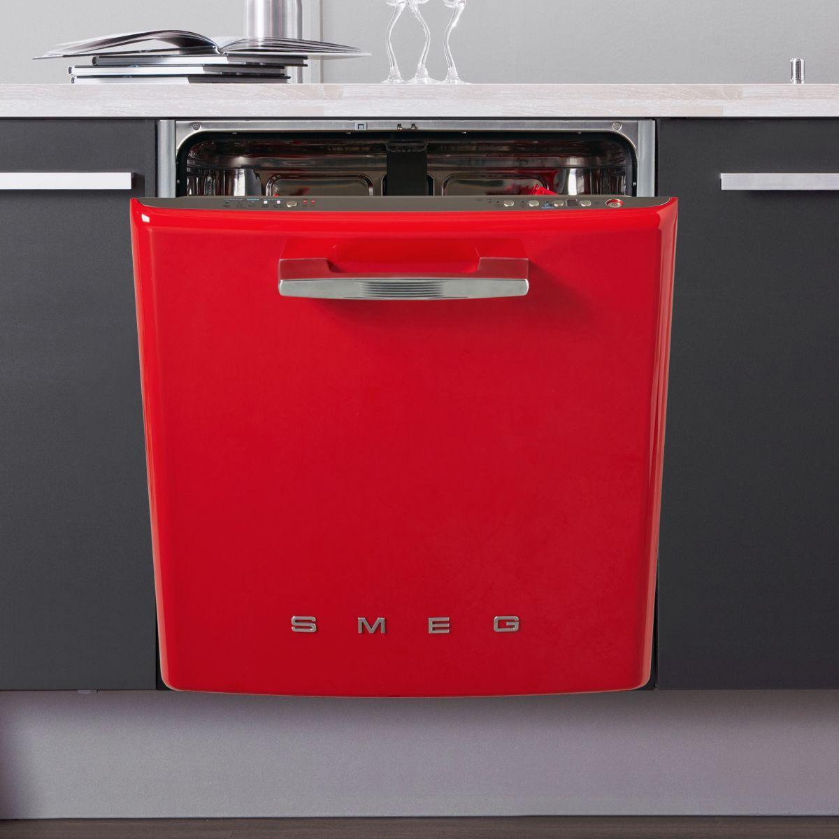 Lave vaisselle tout intégrable SMEG ST2FABRD