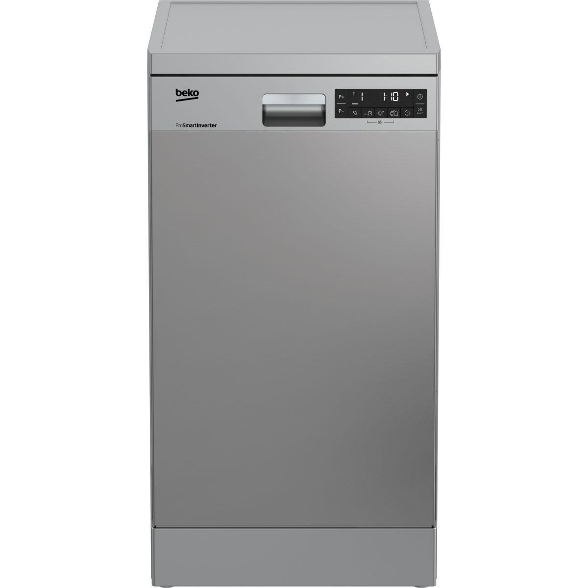 Lave vaisselle 45 cm BEKO DFS28020X