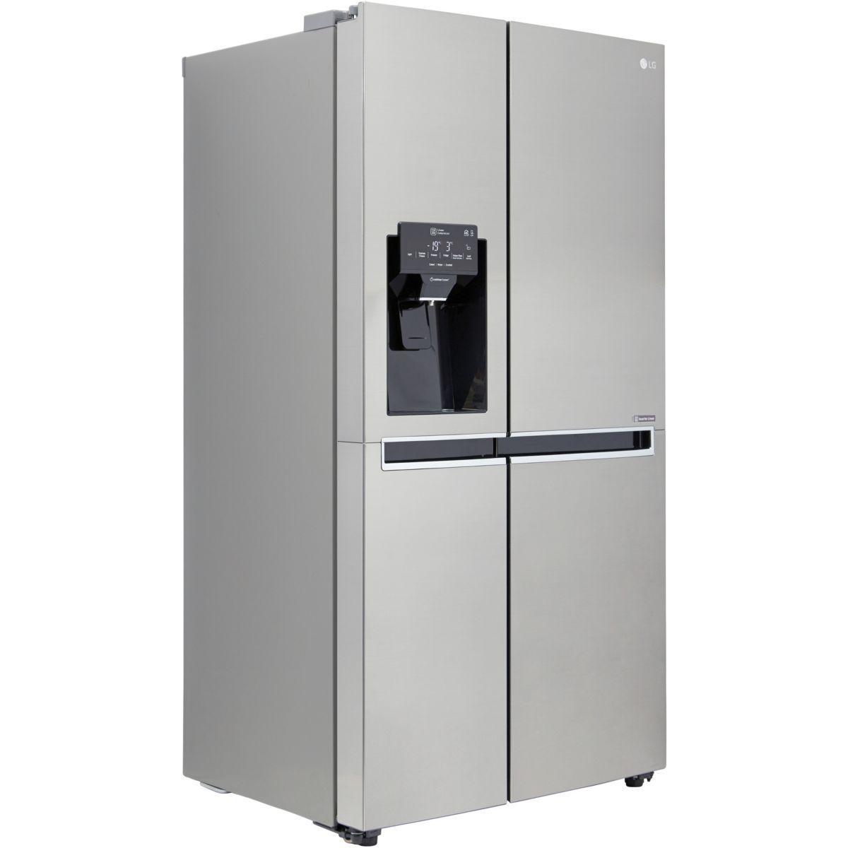 Réfrigérateur Américain LG EX GSL6621PS
