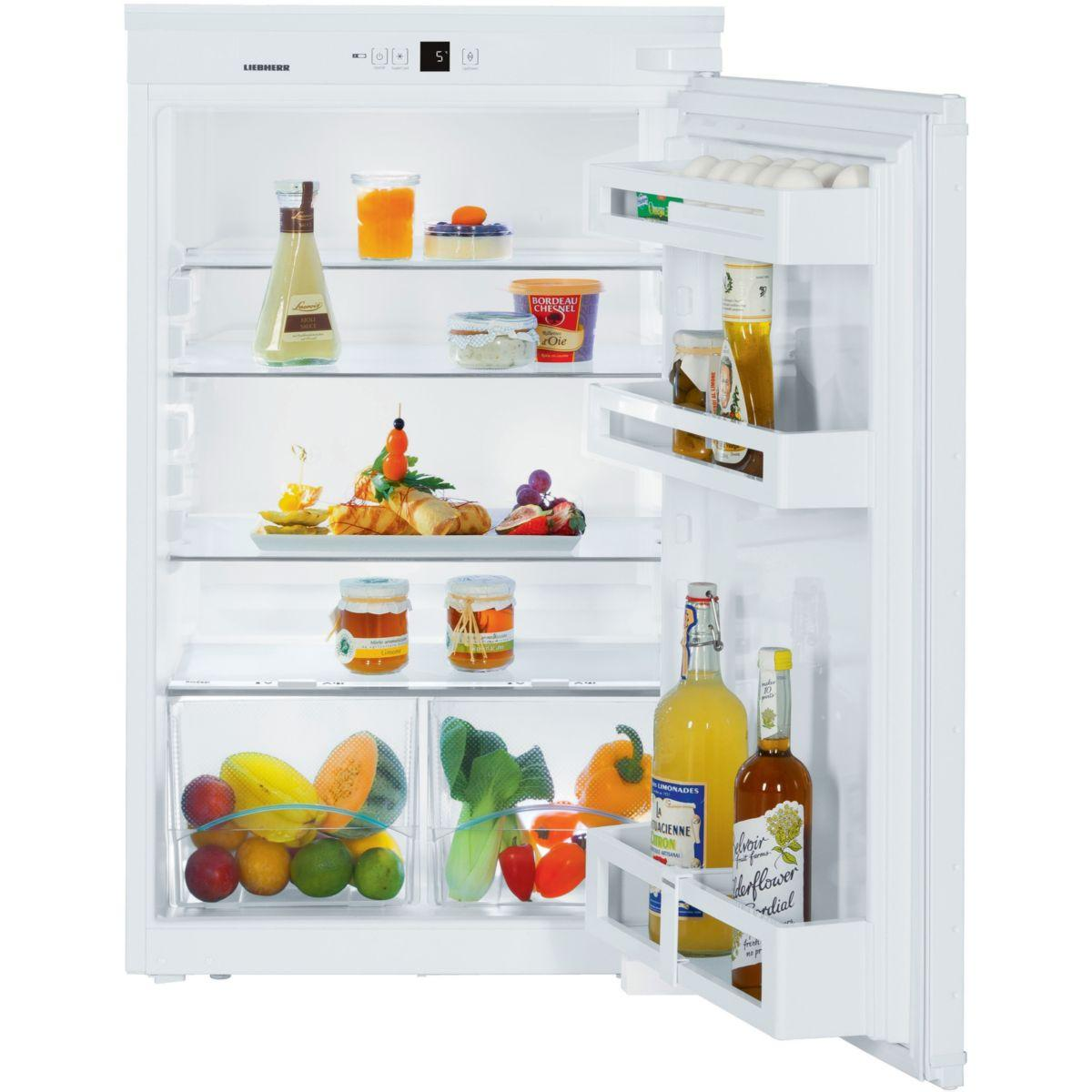 Réfrigérateur combiné encastrable LIEBHERR IKS1620