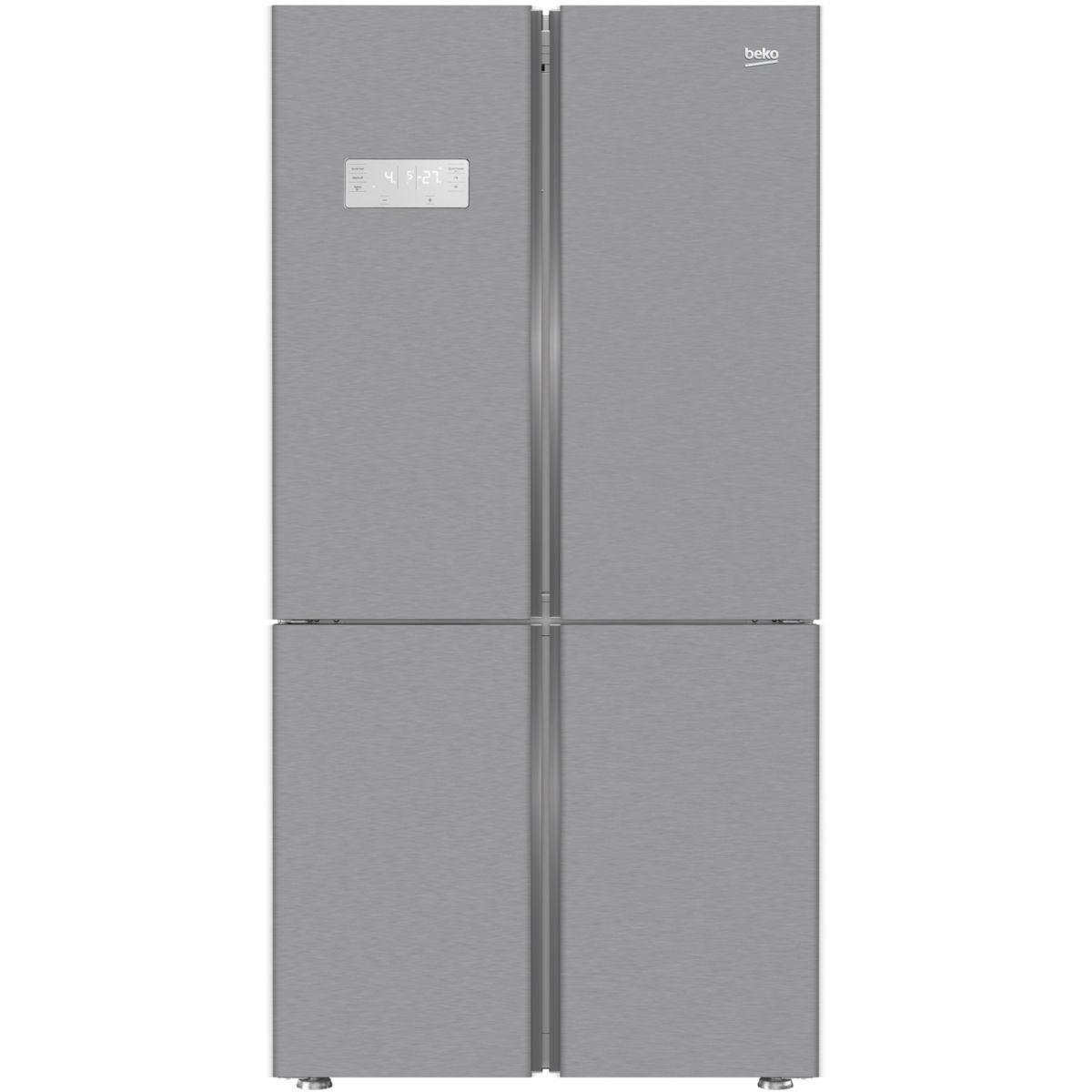 Réfrigérateur multi portes BEKO GN1416223ZX