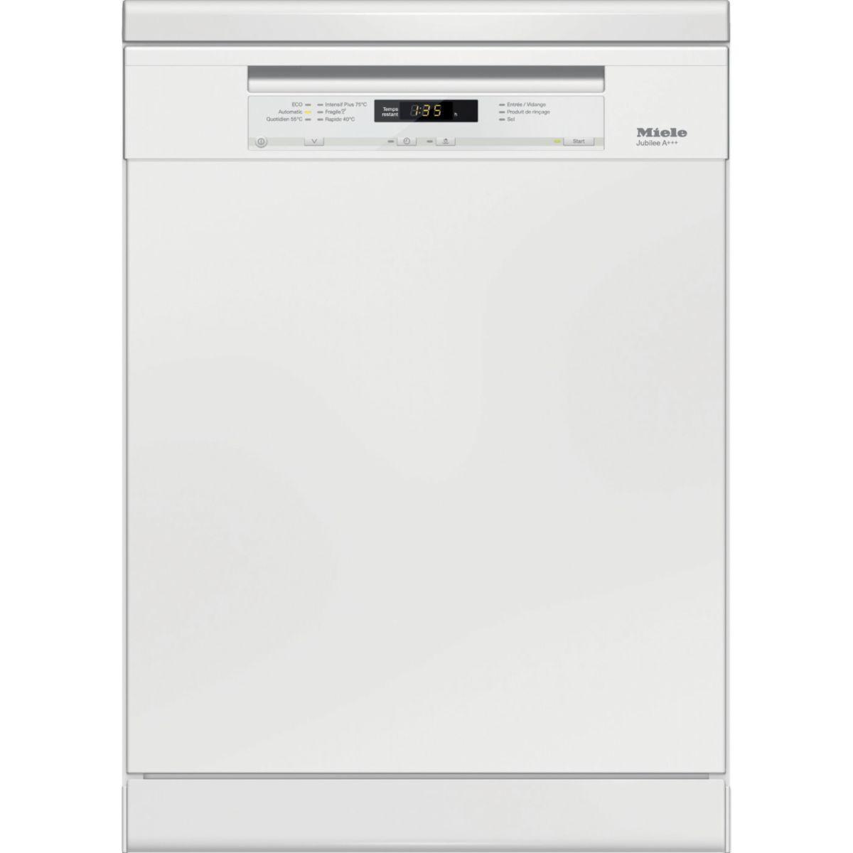 Lave-vaisselle 60cm MIELE G 6000SC Jubilee (photo)