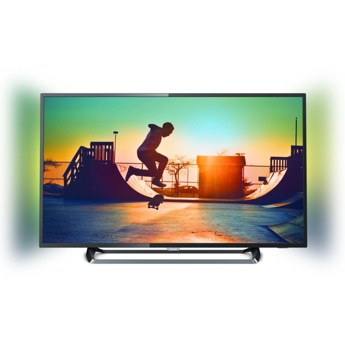 TV LED PHILIPS 55PUS6262
