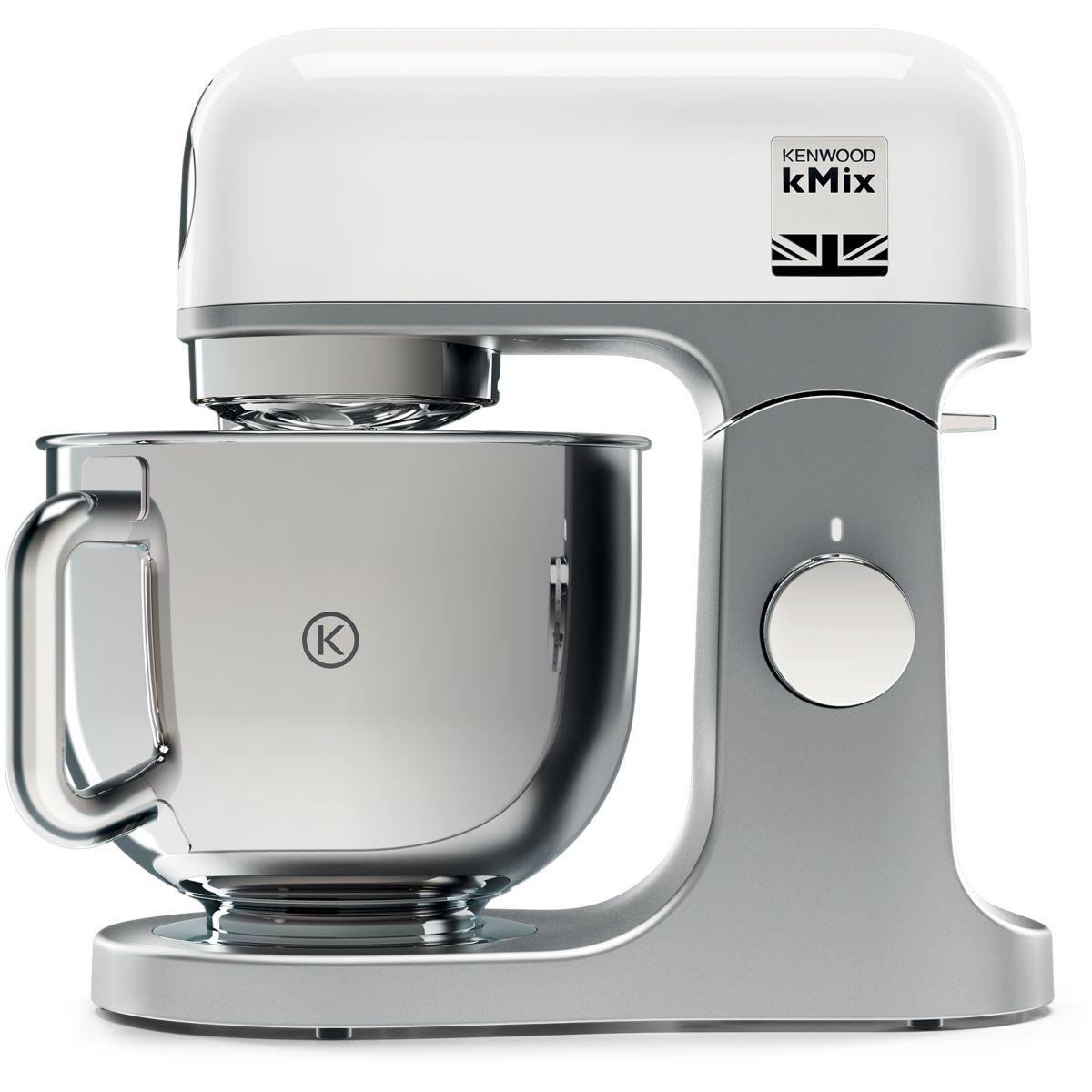 Robot pâtissier KENWOOD KMX750WH Kmix Blanc
