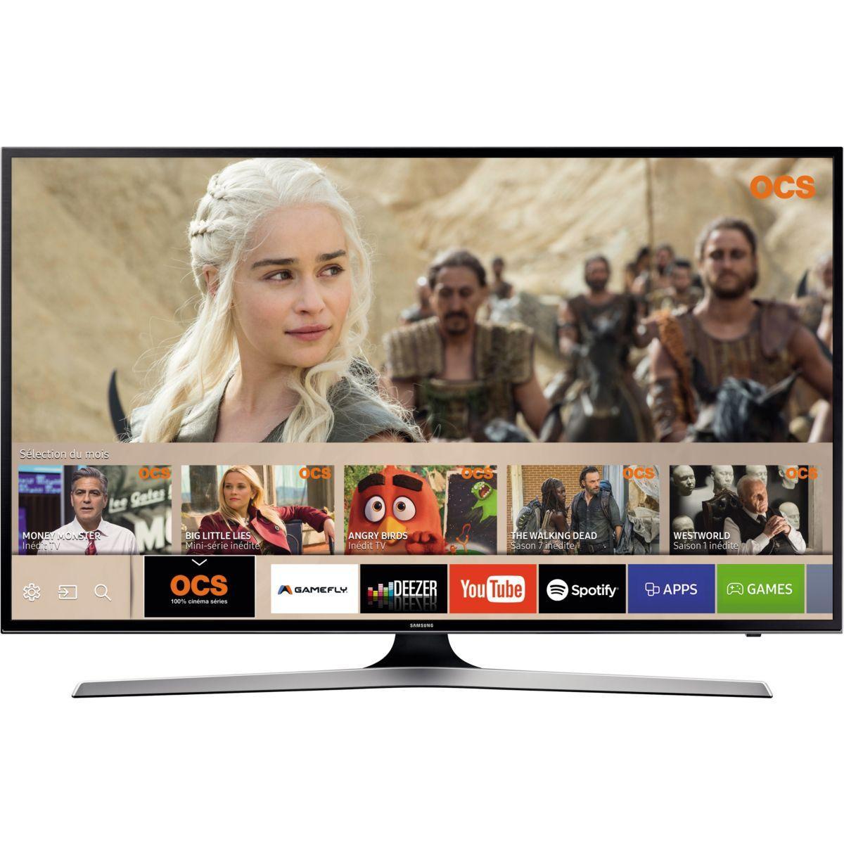 TV LED SAMSUNG UE55MU6175