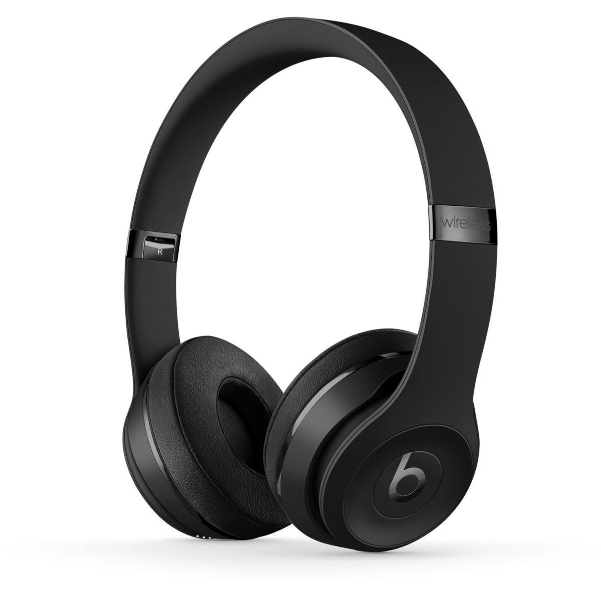 Casque Arceau BEATS Solo3 Wireless Black