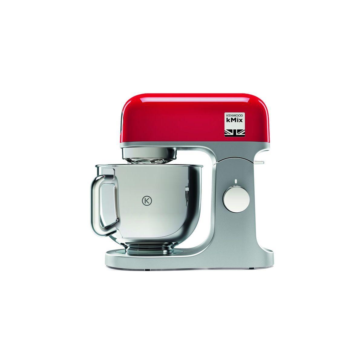 Robot pâtissier KENWOOD KMX750RD Kmix Rouge
