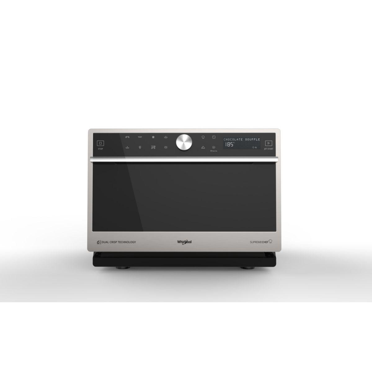 Micro ondes combiné WHIRLPOOL MWP3391SX