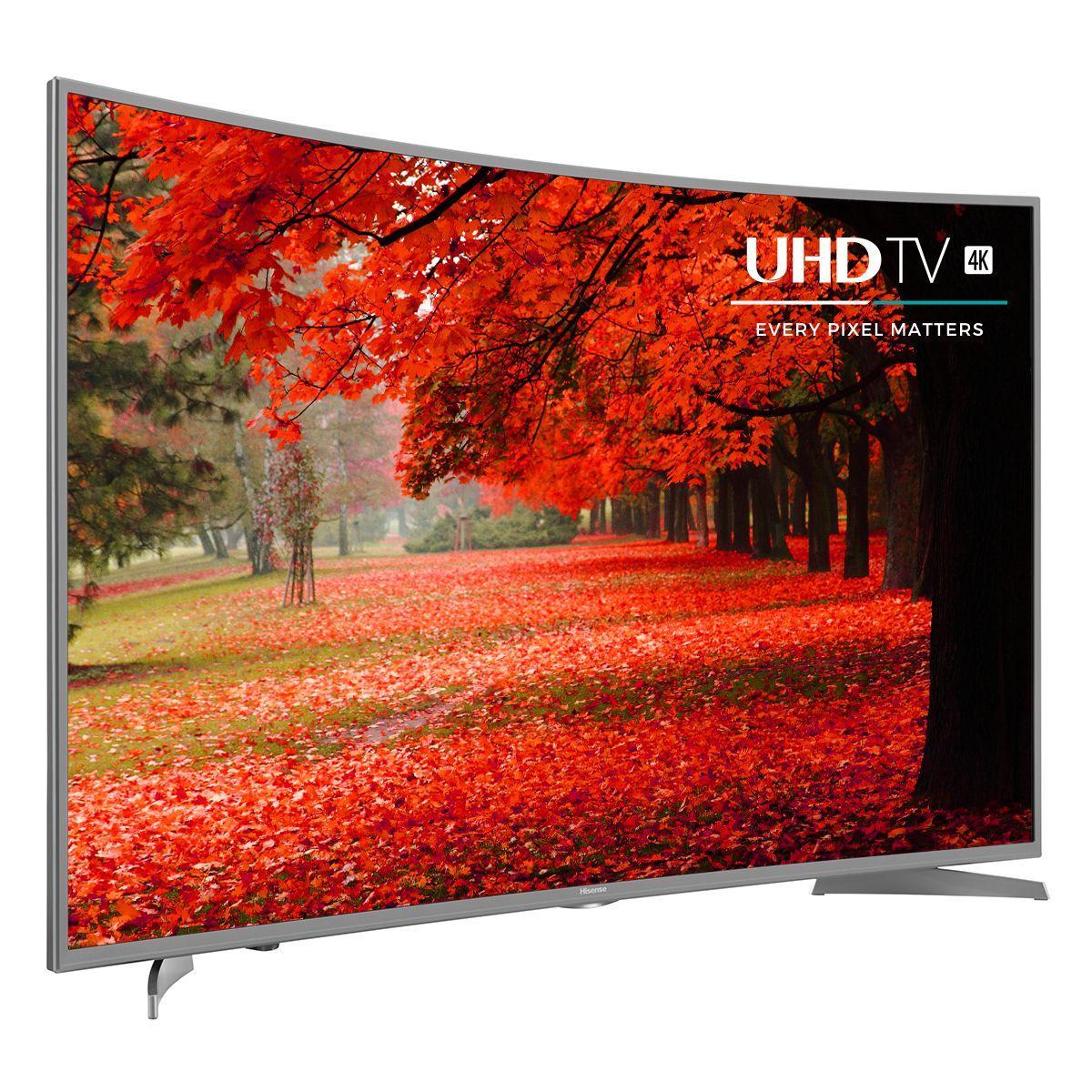 TV LED HISENSE 55N6600 CURVE