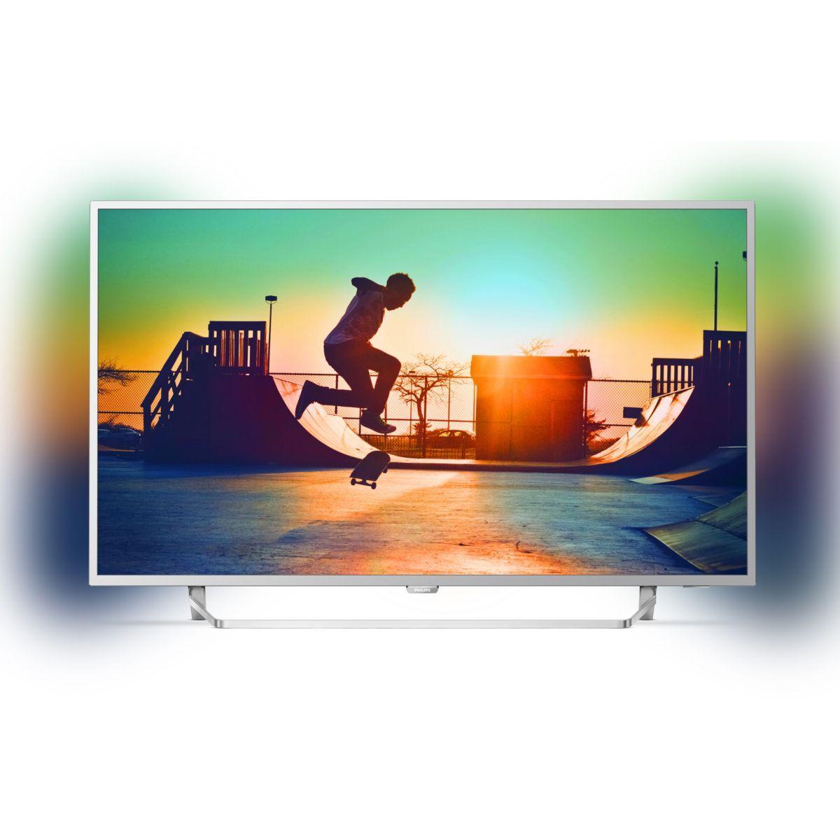 TV LED PHILIPS 55PUS6412