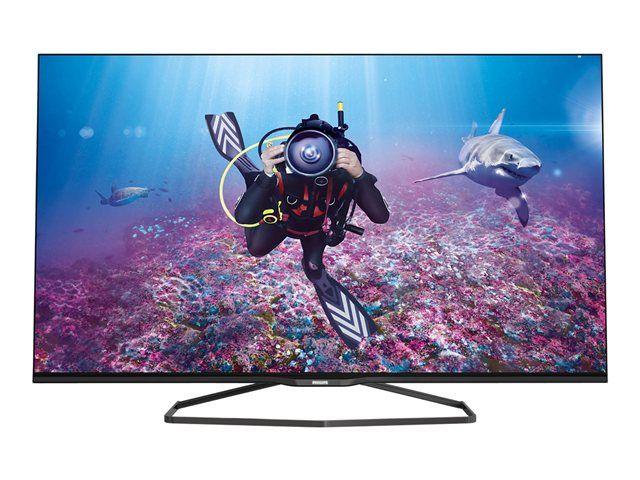 TV LED PHILIPS 47PFK7509 800Hz 3D SMART TV