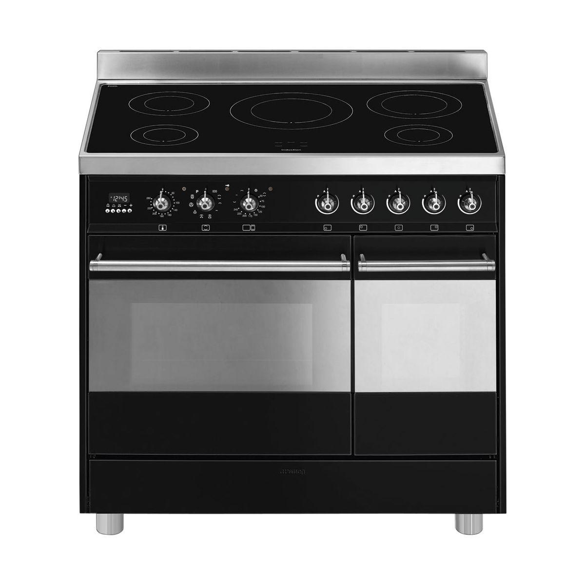Piano de cuisson induction SMEG C92IPBL9