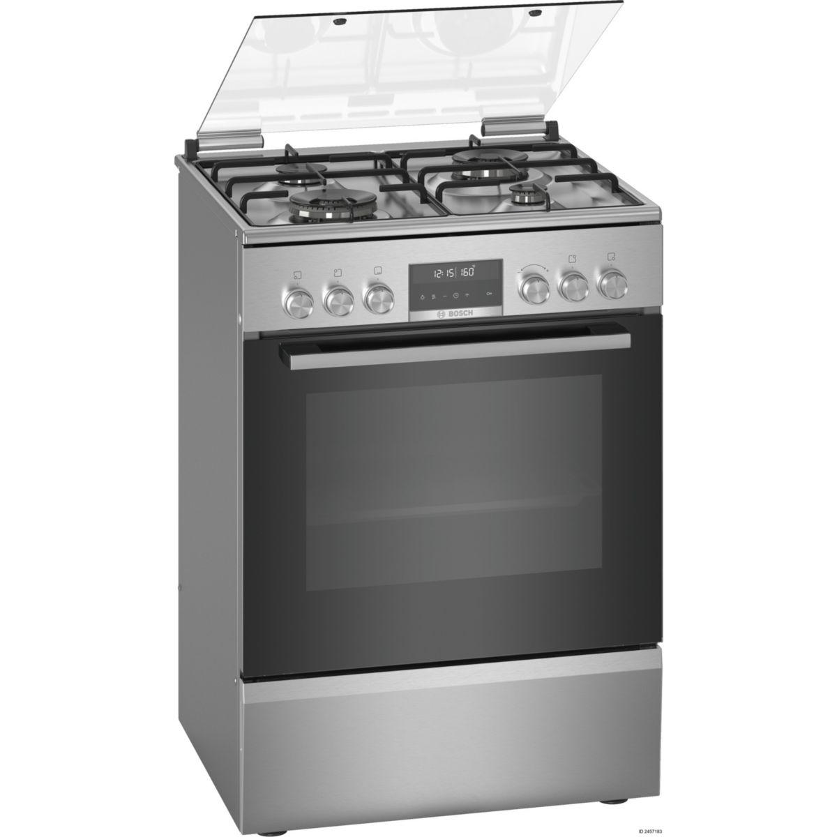 Cuisinière gaz BOSCH HXS79RJ50
