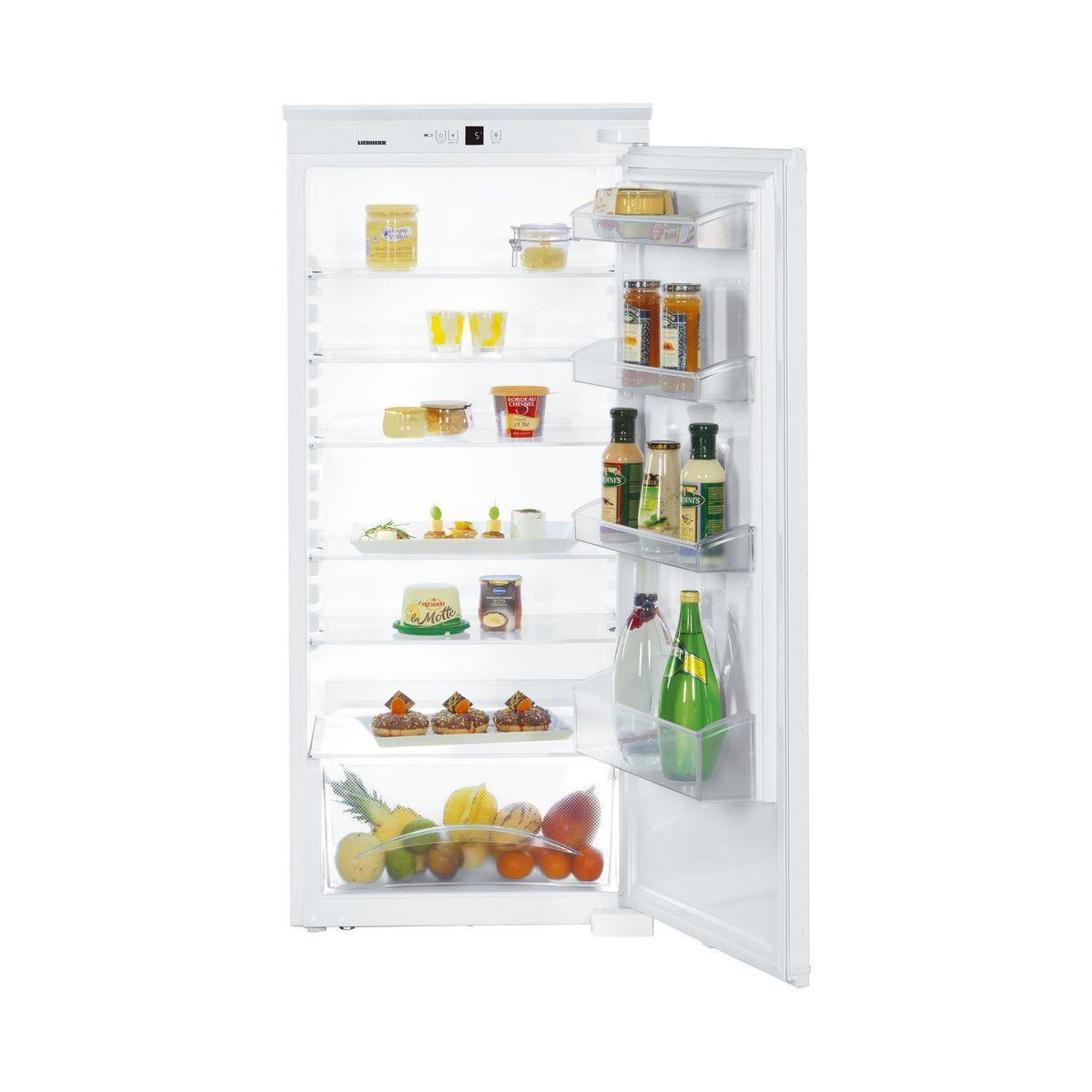 Réfrigérateur 1 porte encastrable LIEBHERR IKS1220