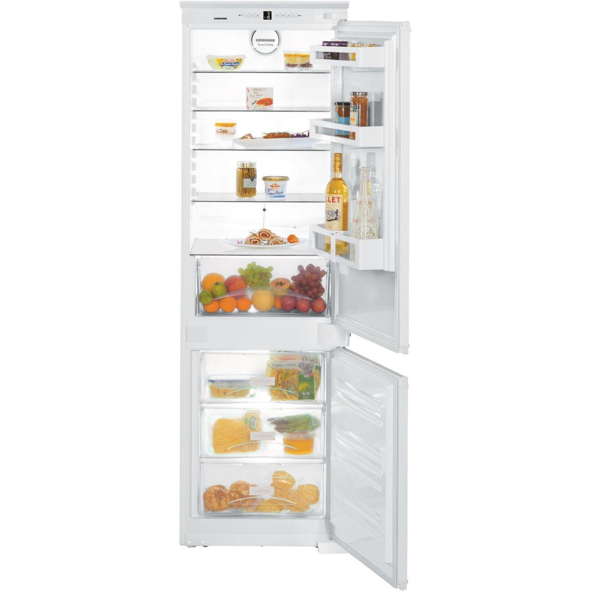 Réfrigérateur combiné encastrable LIEBHERR CIS331