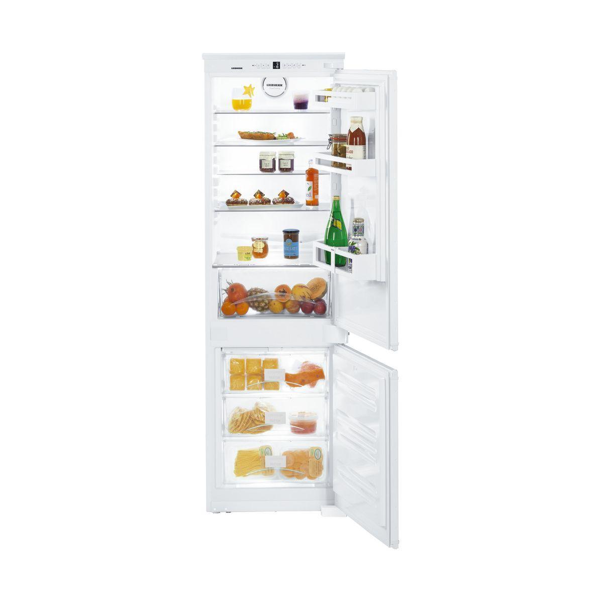 Réfrigérateur combiné encastrable LIEBHERR ICNS3324-21