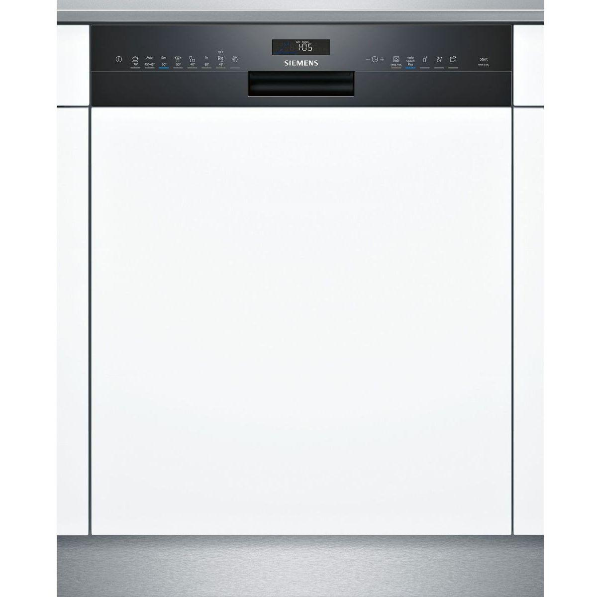 Lave vaisselle encastrable SIEMENS SN558B09ME