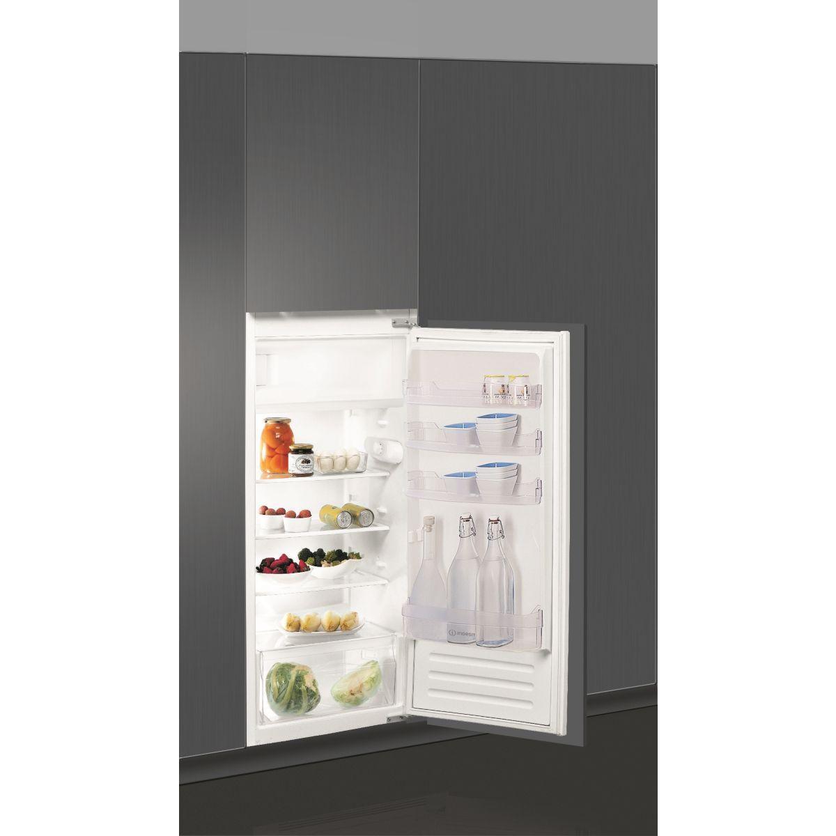 Réfrigérateur 1 porte encastrable INDESIT SZI12A1D/IR