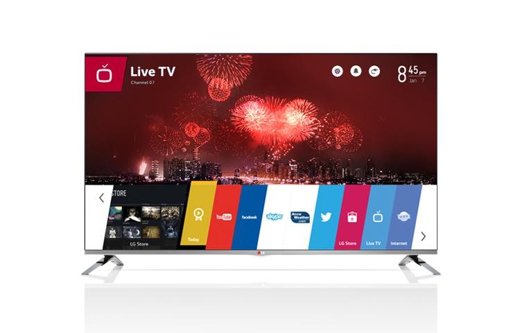 LED LG 42LB670V 3D 700 HZ MCI SMART TV