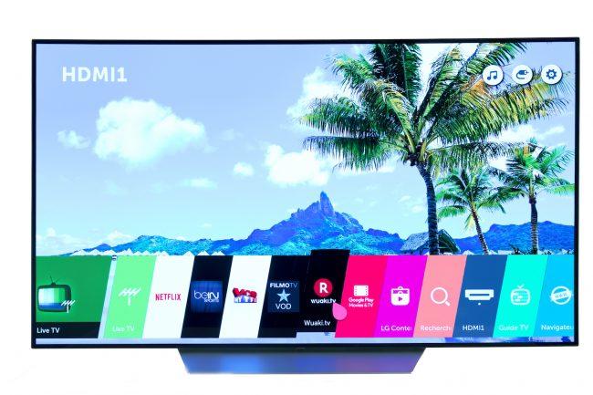 TV Led LG OLED65C7V