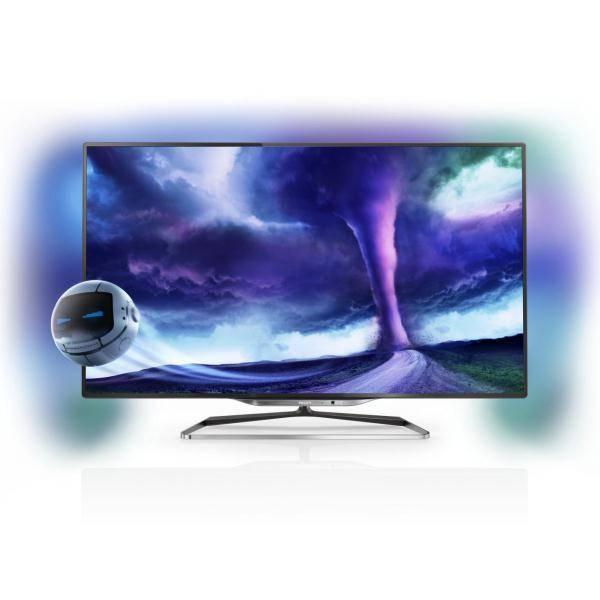 Tv PHILIPS 46PFL8008 3D Smart TV 1400H