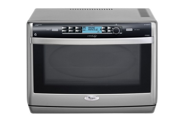 Four micro-onde multifonction WHIRLPOOL JT369SIL silver