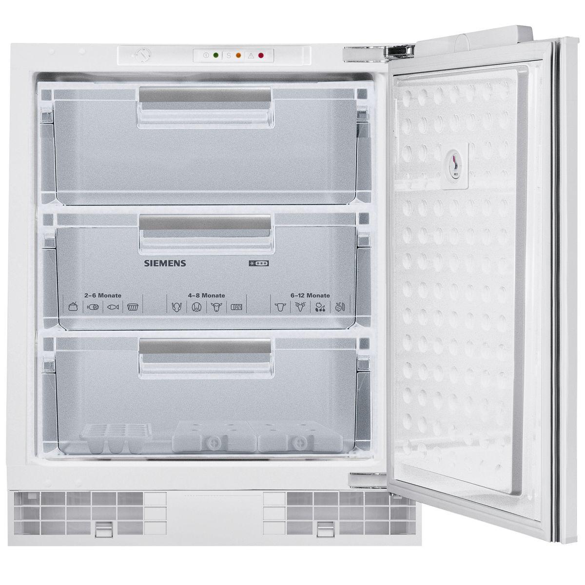 Congélateur armoire intégrable SIEMENS GU15DA55