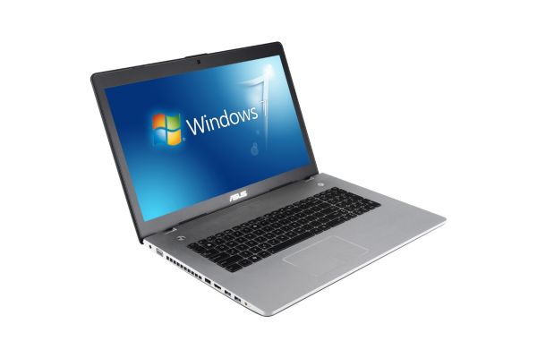 Ordinateur portable ASUS N76VZ-V2G-T5061V Intel Core i7-3610QM 2.3Ghz 1To 17.3