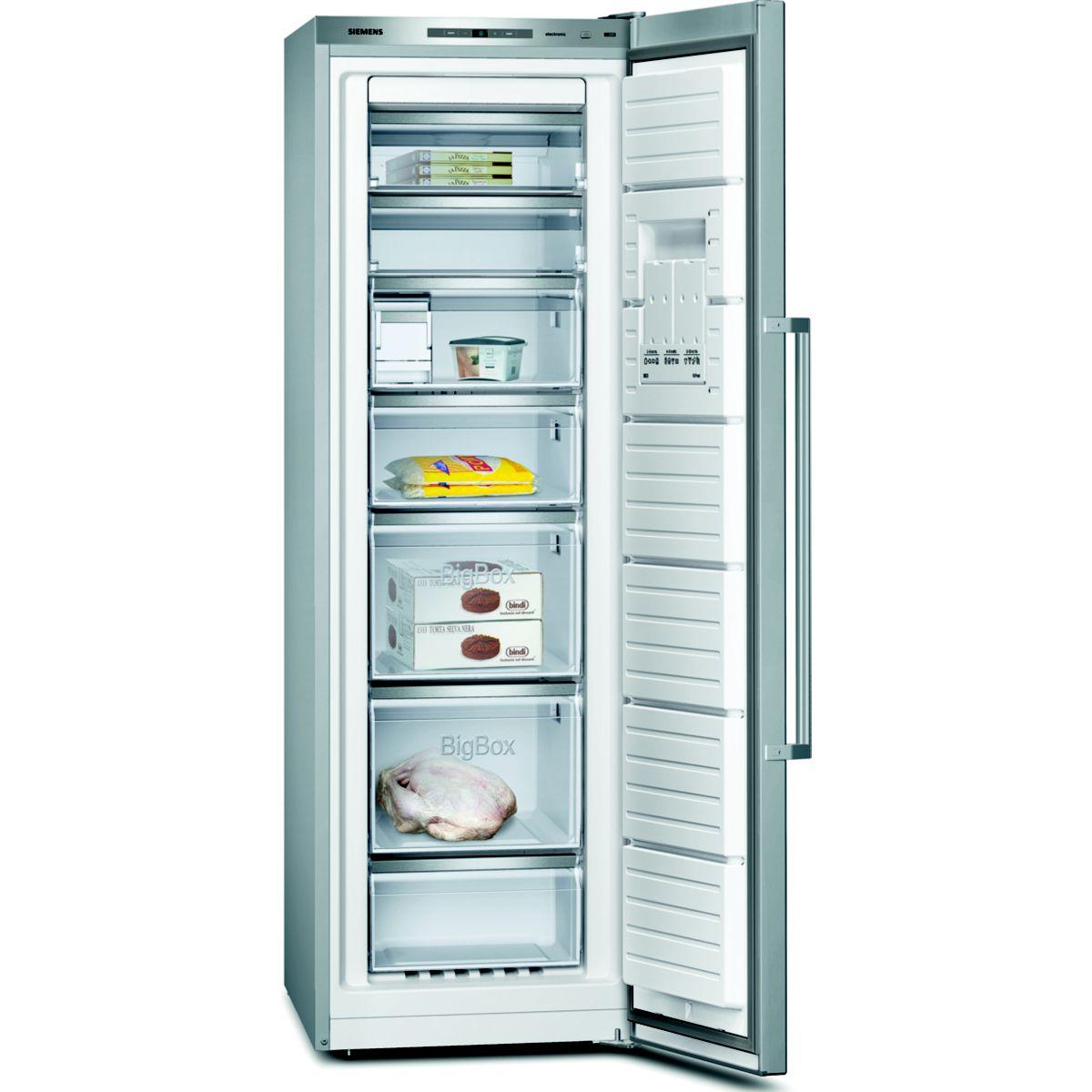 Lectrom nager cong lateur armoire siemens gs36nai31 - Test congelateur armoire ...