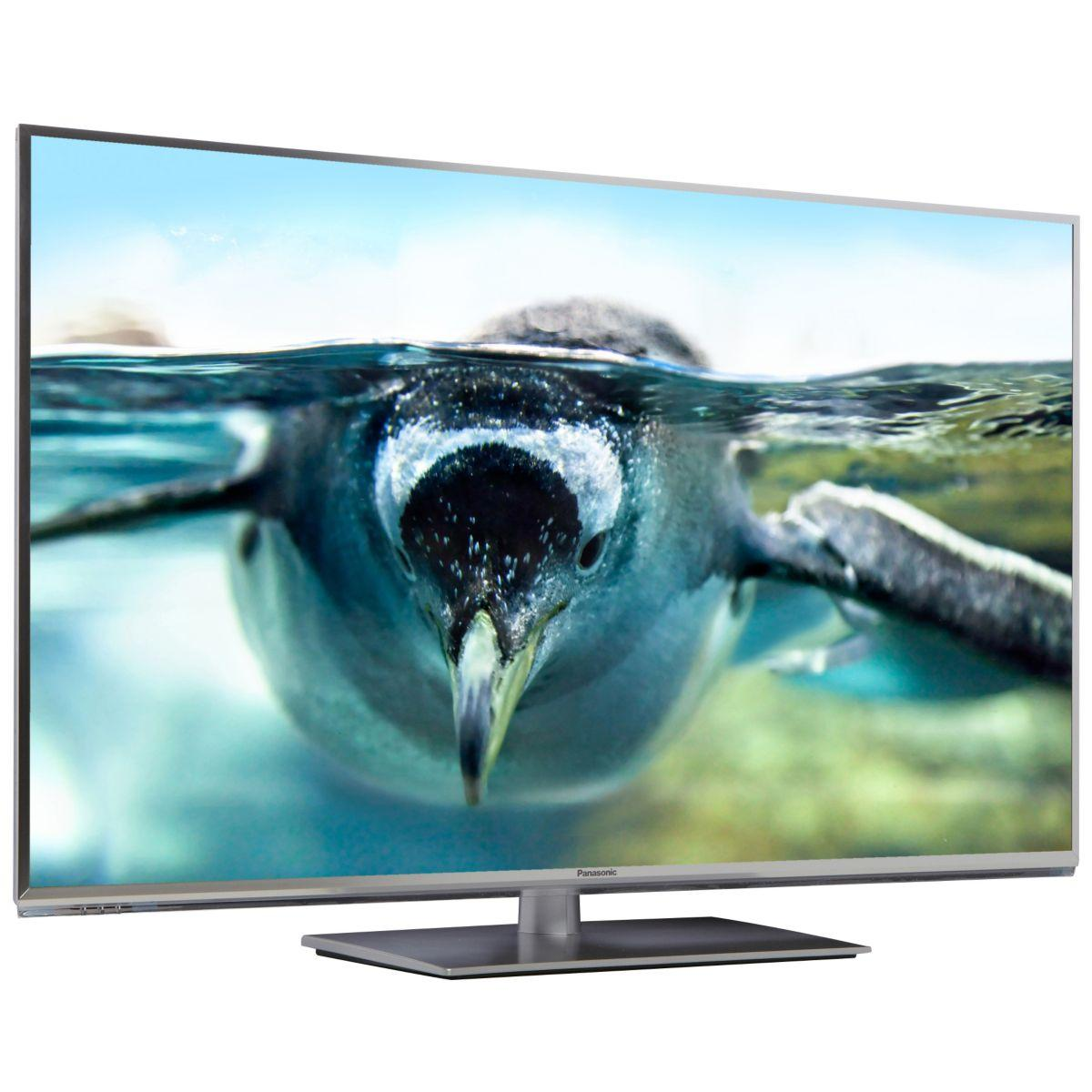 TV LED 3D Smart TV 600Hz BLS PANASONIC TX-L47ET60E Silver (119cm)