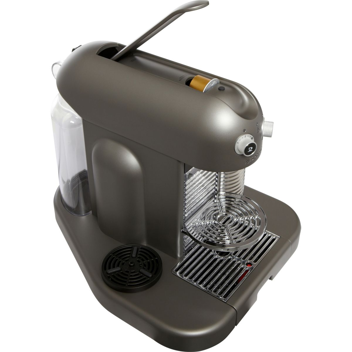 Nespresso KRUPS Granmaestria YY1801FD titane