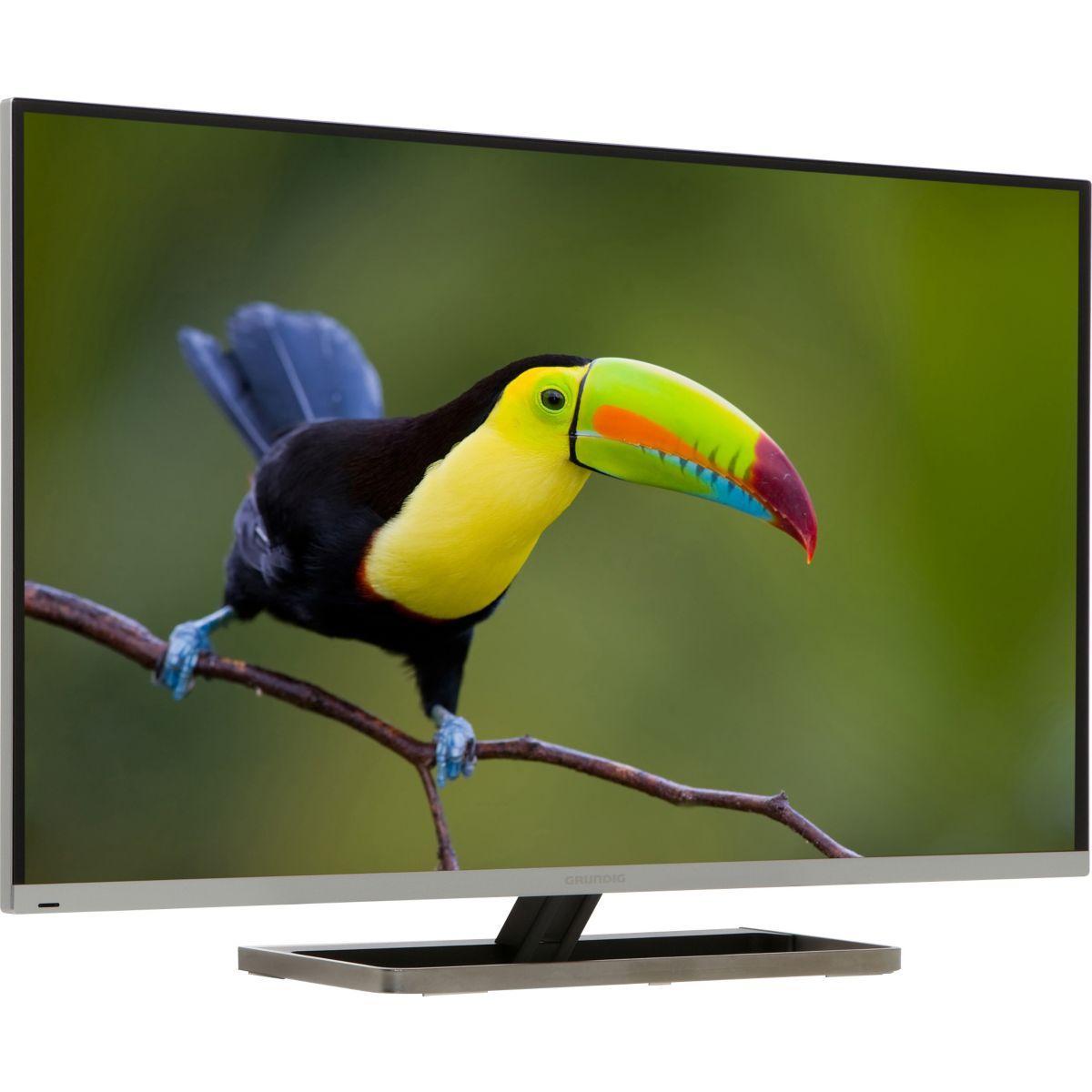 TV LED Smart TV 3D 400Hz PMR GRUNDIG 47VLE9381SL (119cm)