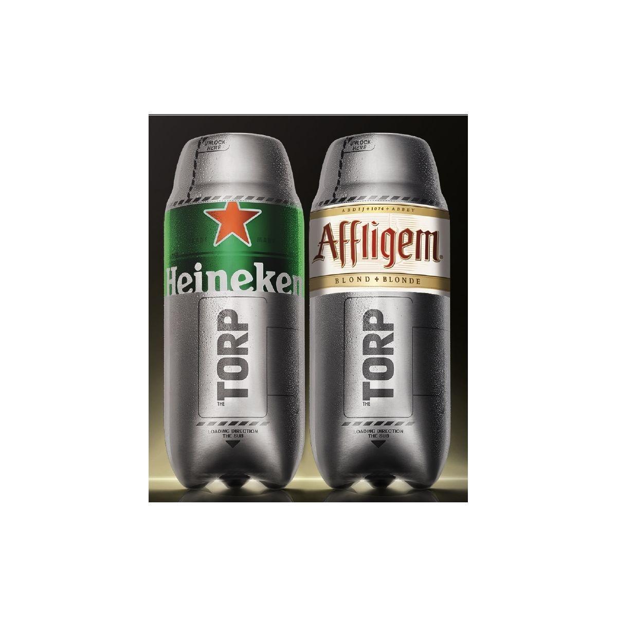 Tireuse à bière KRUPS VB650E10 THE SUB