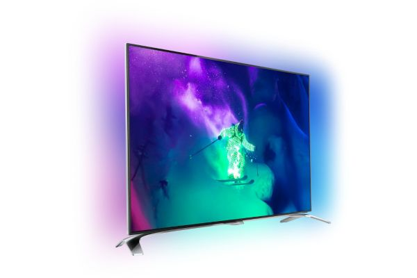 TV PHILIPS 65PUS9109 UHD 1000HZ AMBILIGH