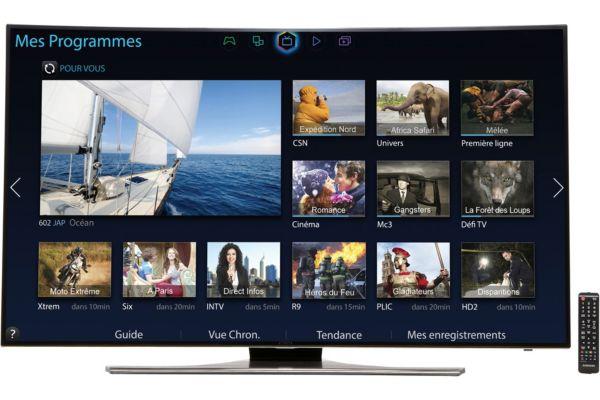 TV SAMSUNG UE55H6850 3D 600Hz INCURVE