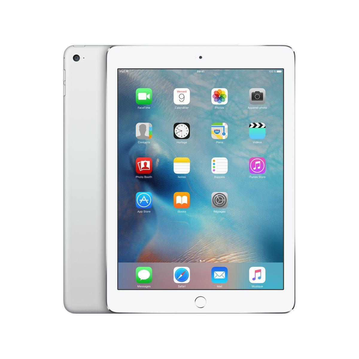 APPLE iPad Air 2 16Go Argent