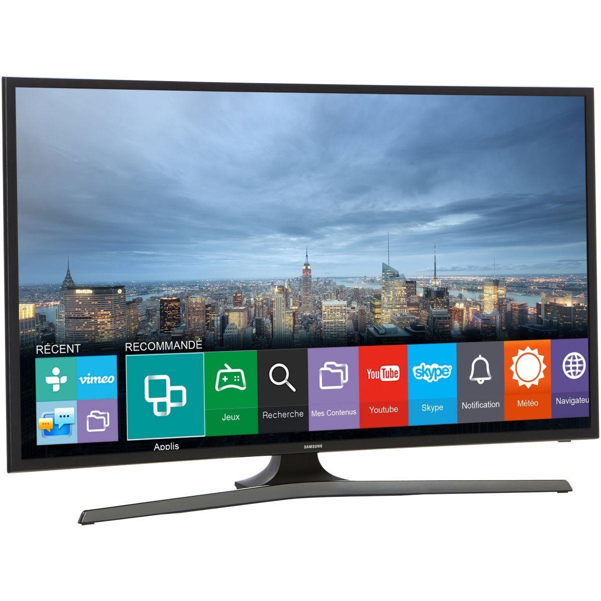 TV SAMSUNG UE40JU6670 1300HZ 4K SMART TV