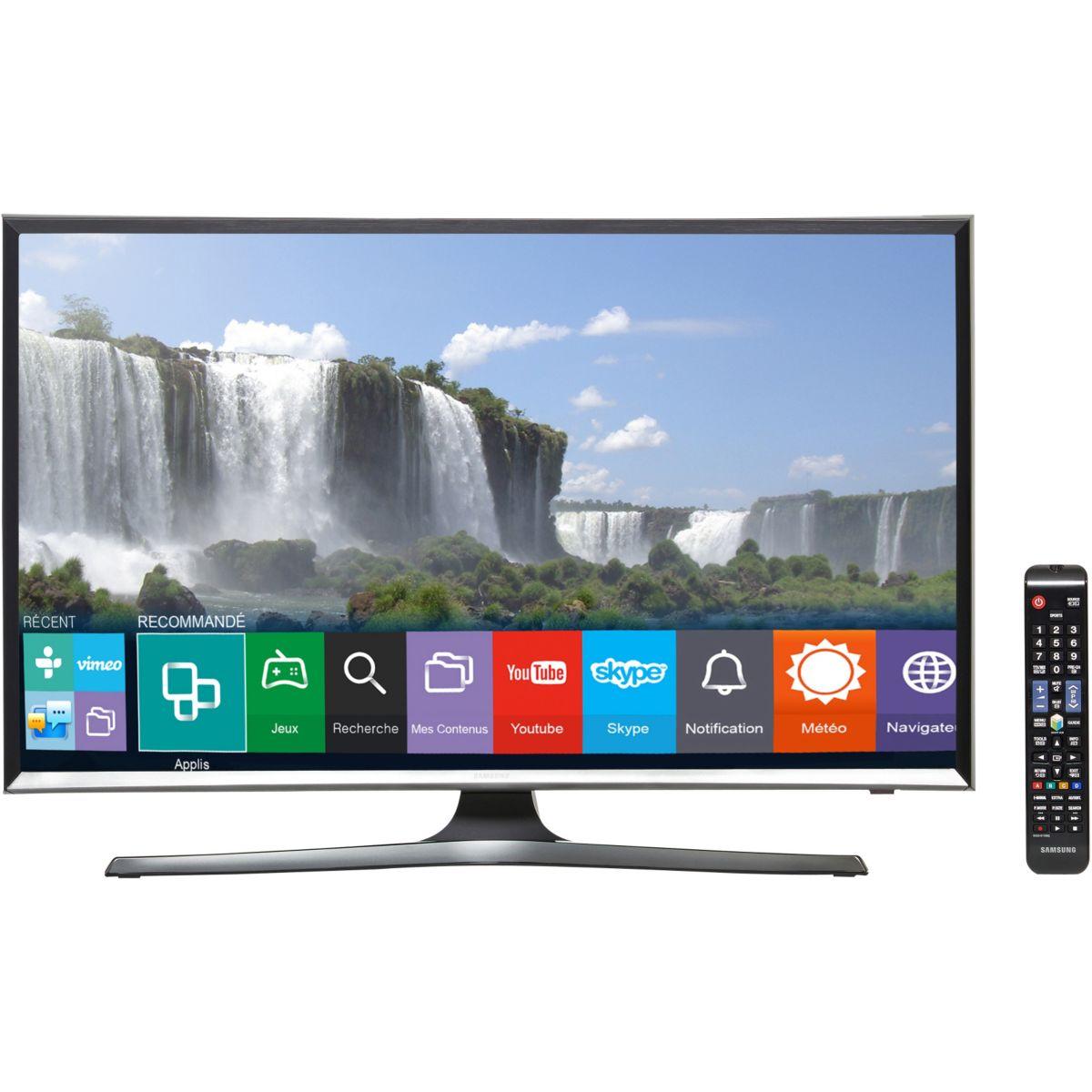TV SAMSUNG UE32J6300 800 PQI SMART TV INCURVE