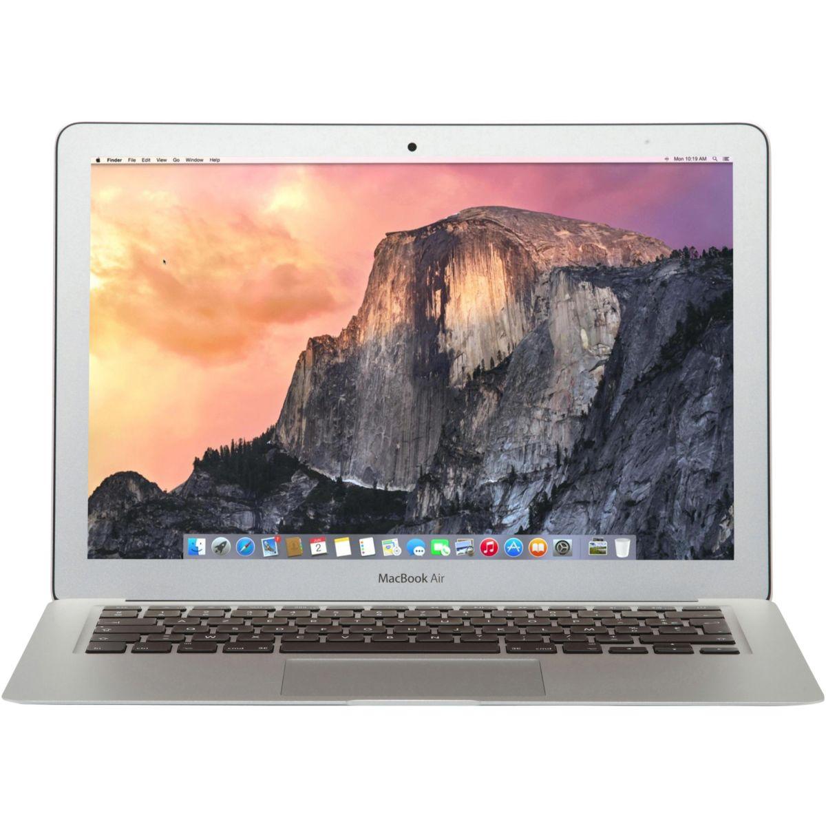 APPLE Macbook Air 13.3 1.6GHz 4Go 128Go (photo)