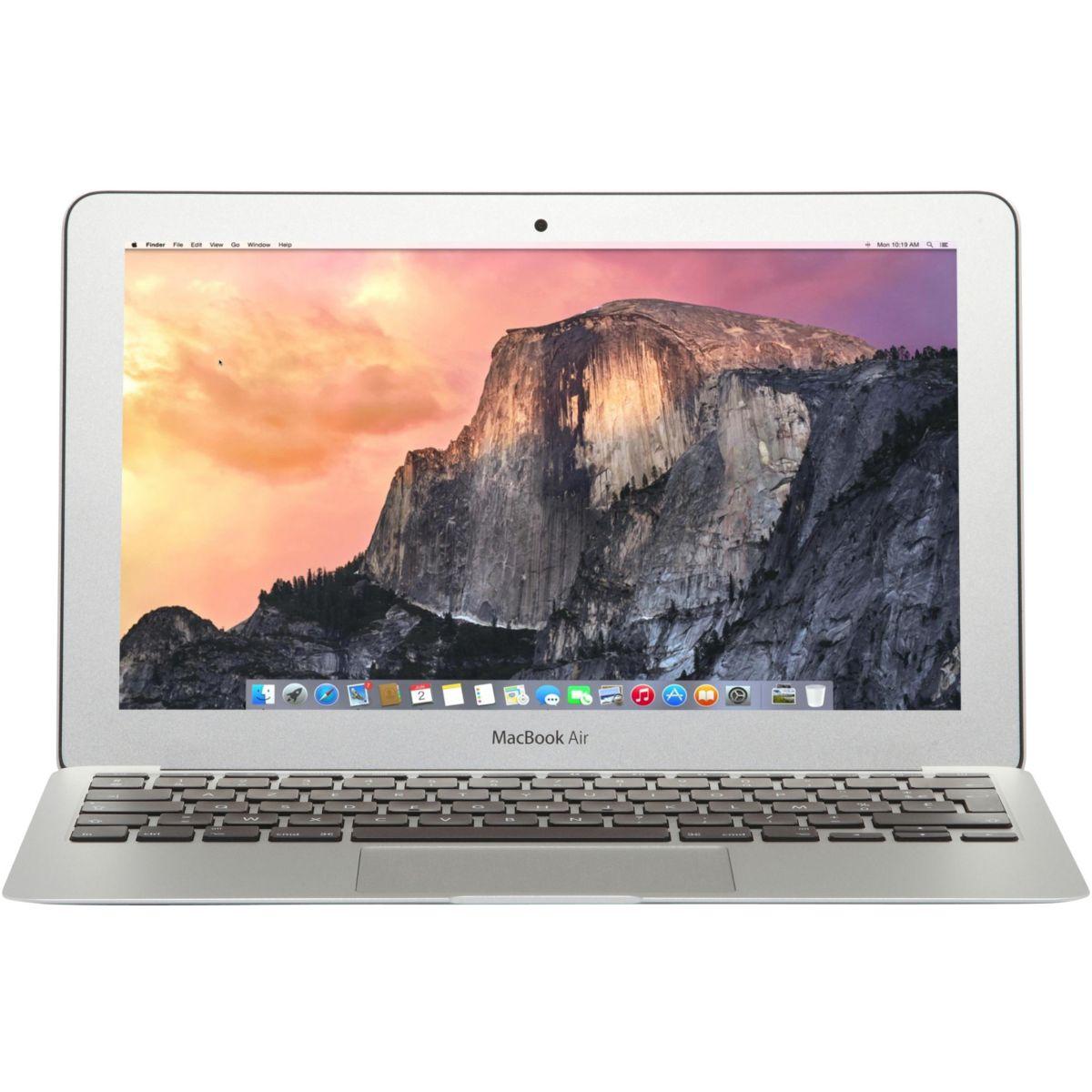 APPLE Macbook Air 11.6 i5 1.6GHz 4Go 128Go (photo)