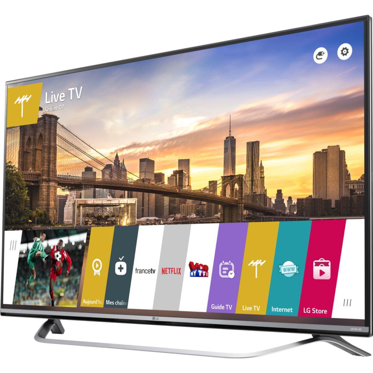 TV LG 55UF778V 4K 900Hz UCI SMART TV