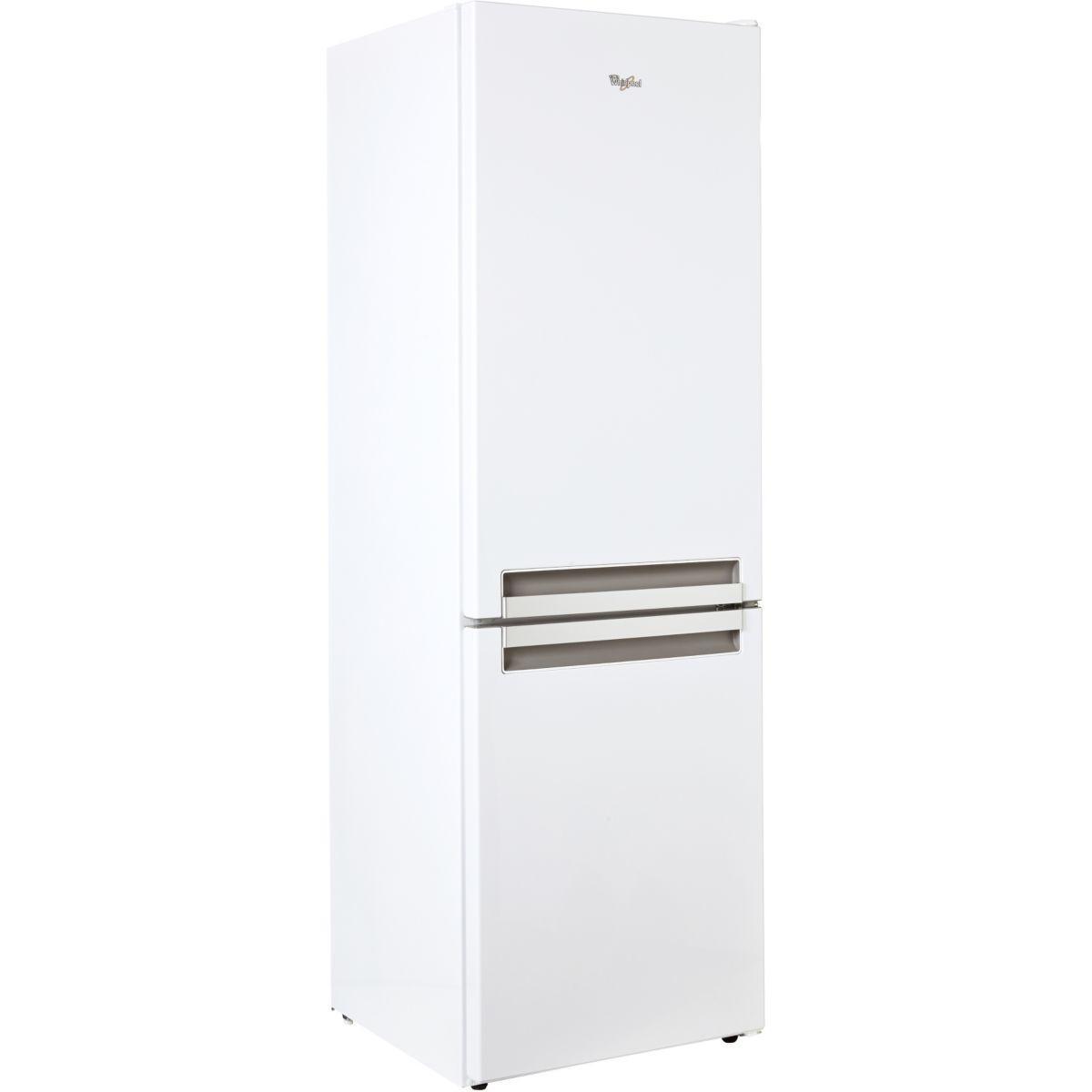 Réfrigérateur combiné WHIRLPOOL BSNF8152W