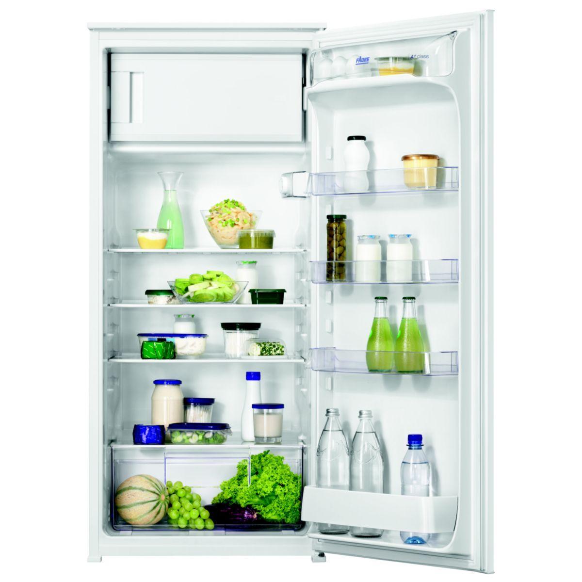 Réfrigérateur 1 porte encastrable FAURE FBA22421SA