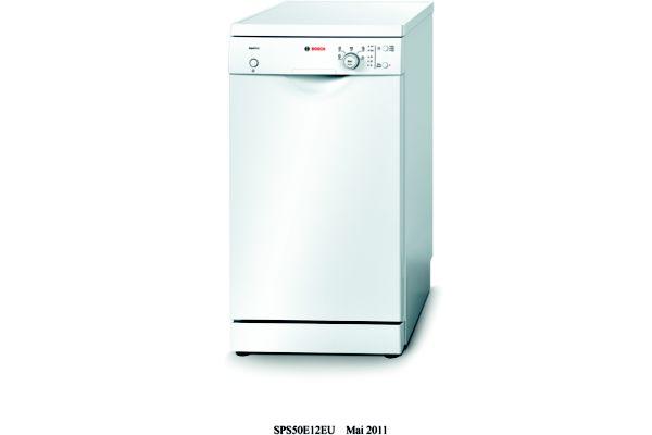Lave-vaisselle 45cm BOSCH SPS50E42EU 9 couverts (photo)