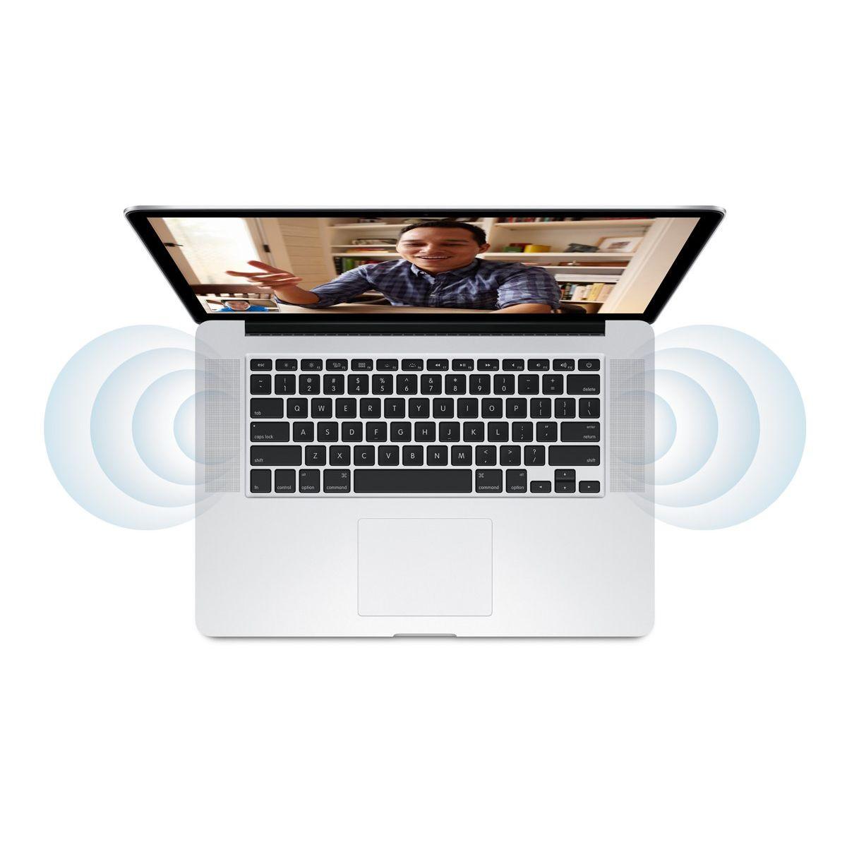 Ordinateur Apple MACBOOK Pro retina 15'' 2.2ghz 16go 256go FT