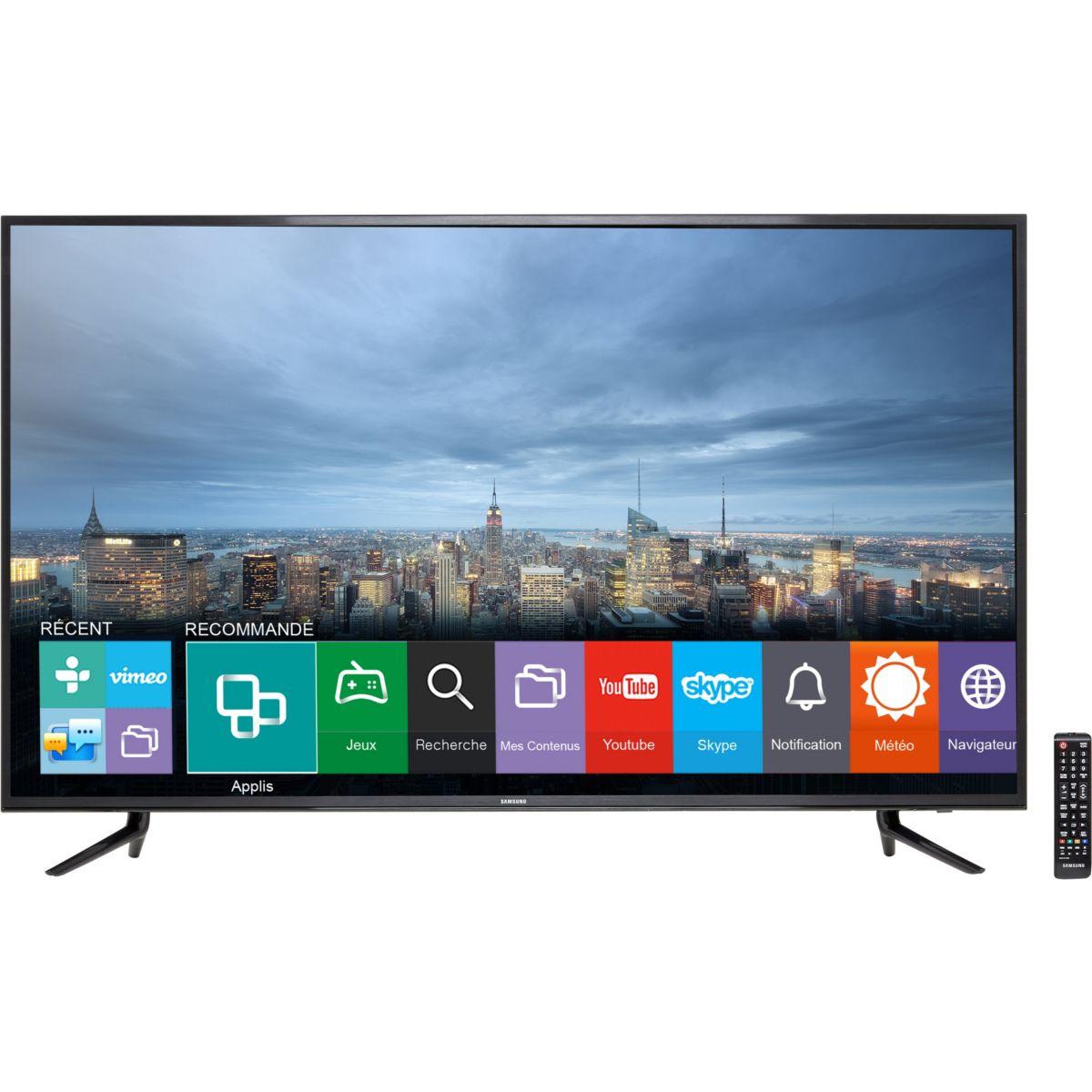 TV SAMSUNG UE55JU6000
