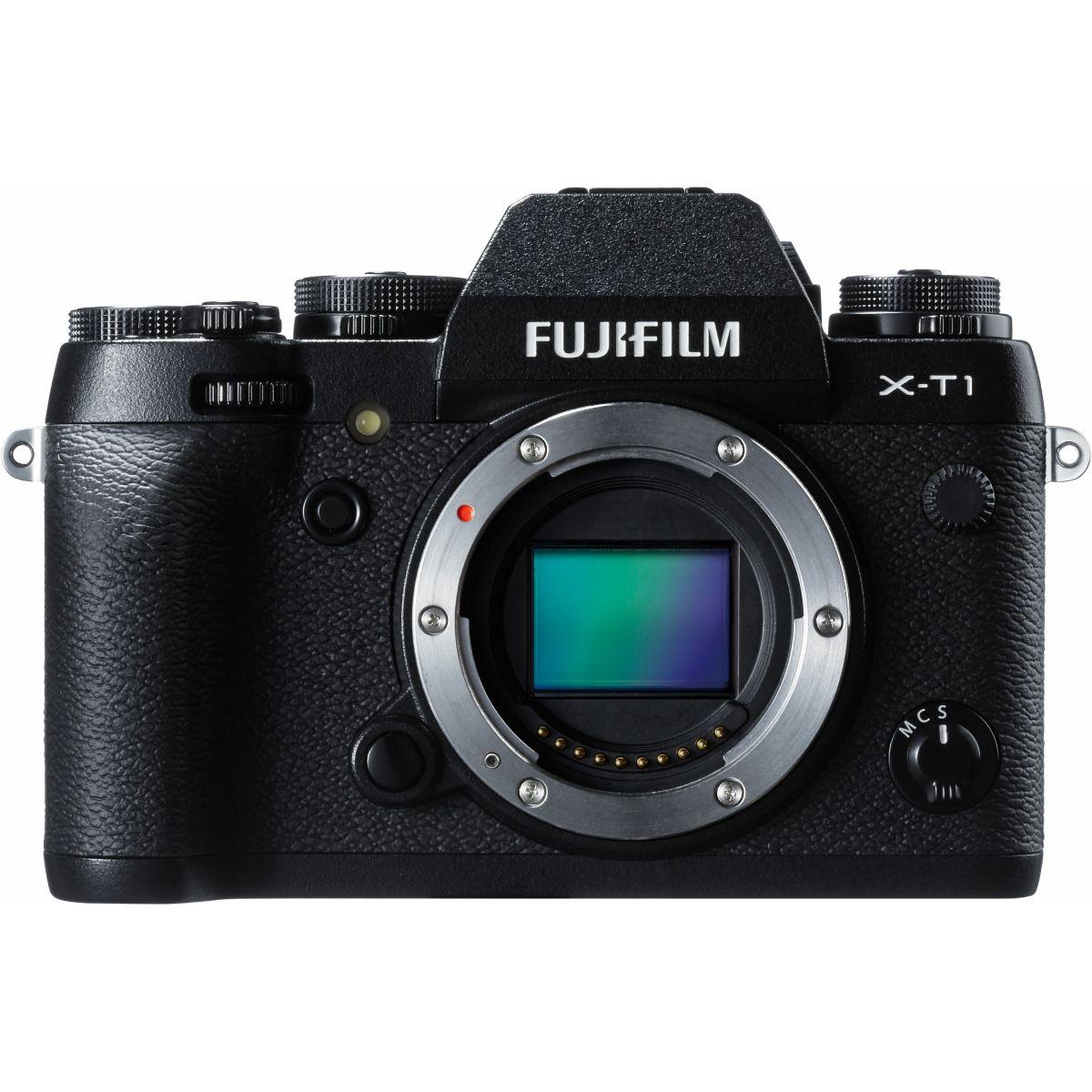 Appareil photo hybride FUJIFILM X-T1 boîtier nu