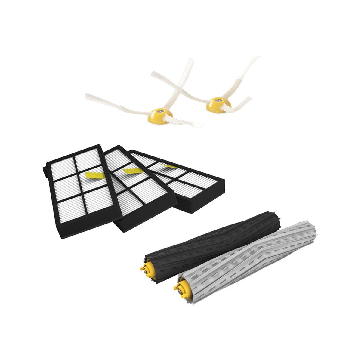 Filtre et brosse IROBOT Kit de remplacement série 800/900