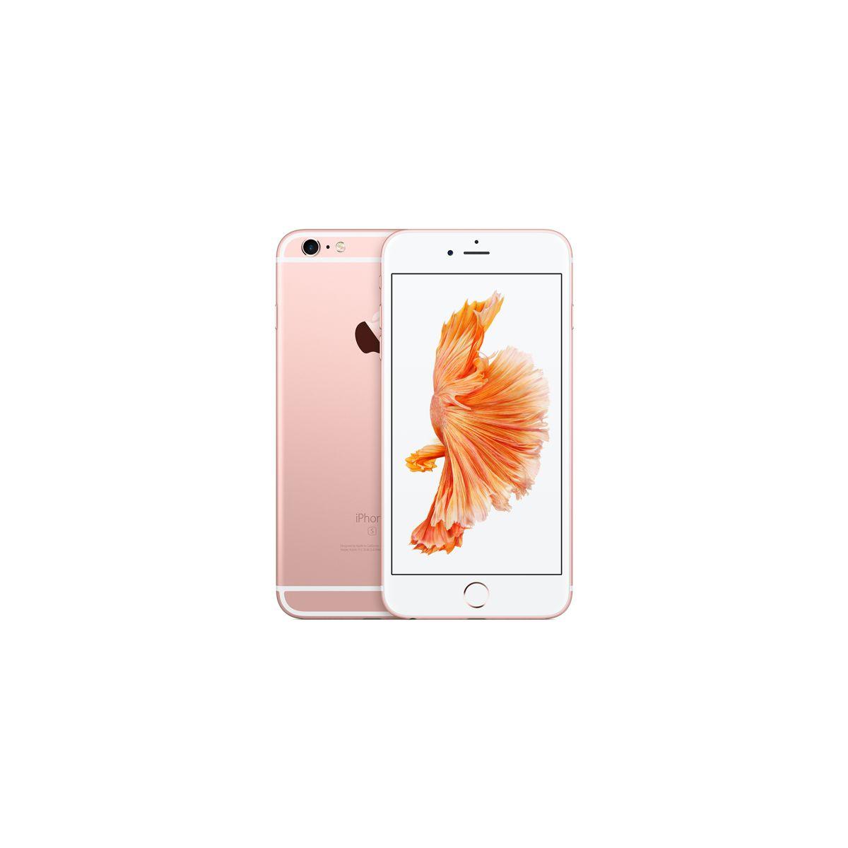 APPLE iPhone 6S Plus 16Go Or rose (photo)