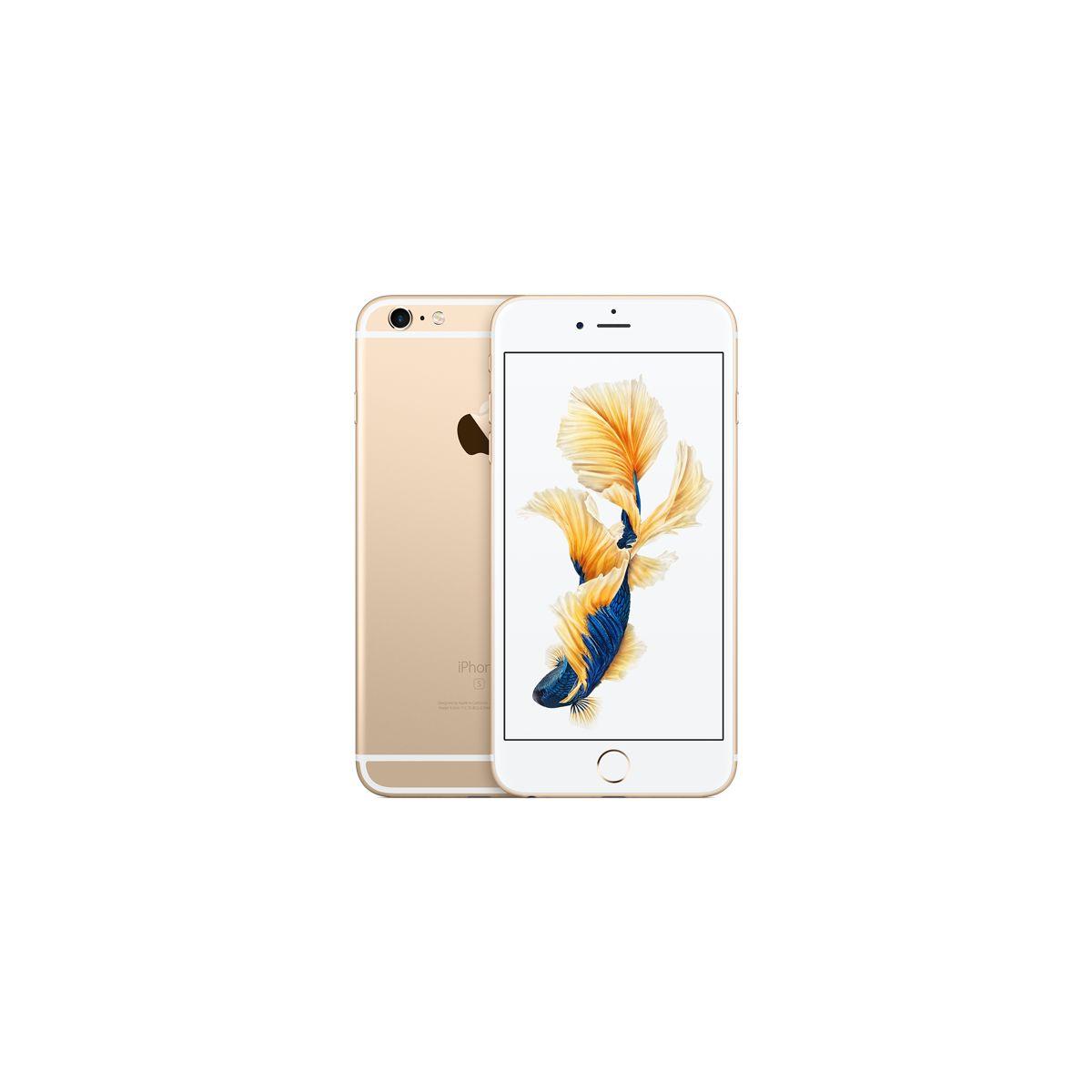 APPLE iPhone 6S Plus 64Go Or (photo)